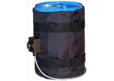 Drum heating jacket for 25L drums
