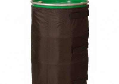 Insulation only drum jacket