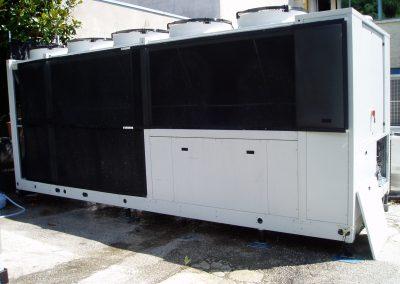 EcoMesh system on a Climaventa HVAC system